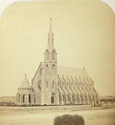 St Andrew's Church (Presbyterian), Kurrachee [Karachi]. Cost £5300, of which private subscription £2,800.